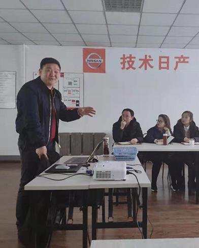 打造高效能的經營團(tuan)隊——遼寧(ning)東風南方開展中層(ceng)干部管理(li)培訓